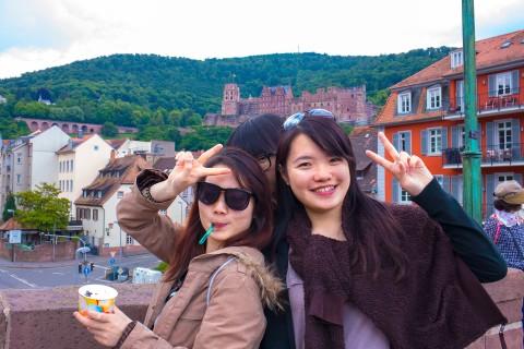 Ausflug nach Heidelberg