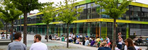 Mensa Stadtmitte in Darmstadt