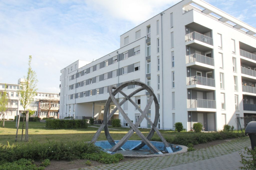 Berliner Allee Lab Studierendenwerk Darmstadt