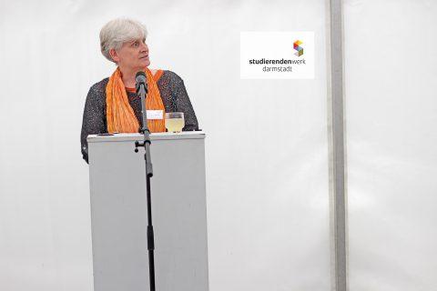 Geschäftsführerin Ulrike Laux