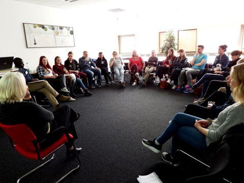 interkultureller Workshop für SchülerInnen und Studierende
