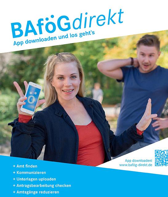 Neue BAföG-App hilft bei der Antragstellung