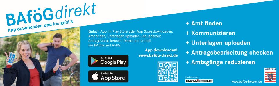 Neue BAföG-App erleichtert Antragstellung