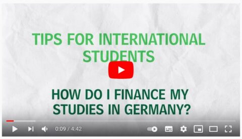 Video Tips for international students